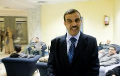 Hussein, Tax Union leader in Minya