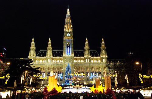 Christmas Market - Wien