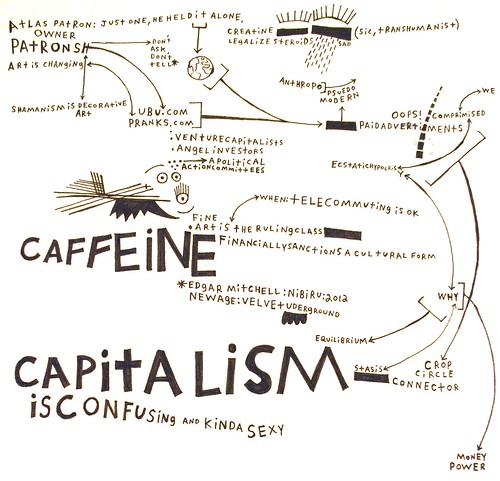 """Zach Houston """"Capitalism is Confusing and Kinda Sexy"""""""