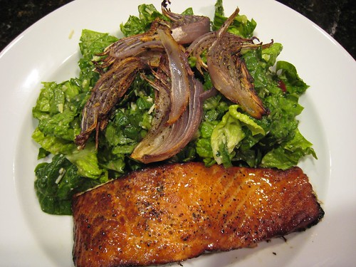 salmon, onions, ceasar IMG_7489