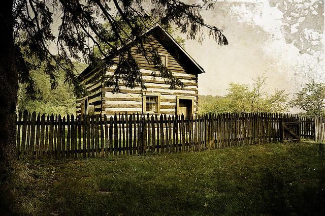 Henry McWhorter's Cabin