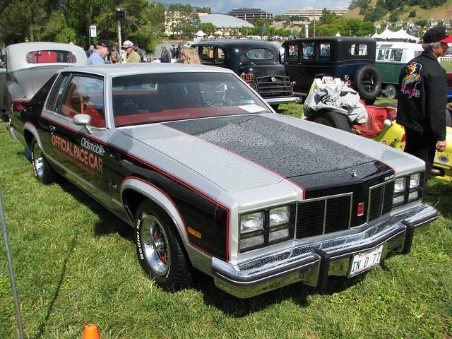 1977 oldsmobile delta 88 indy pace car 2 flickr photo sharing. Black Bedroom Furniture Sets. Home Design Ideas