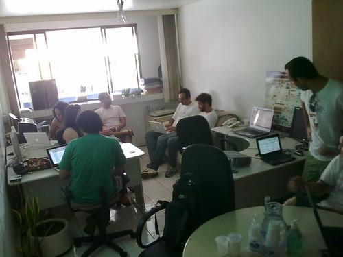 Brazilian hackday