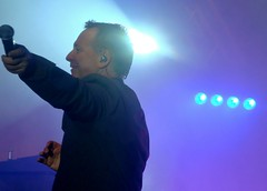 Simple Minds in Thetford Forest