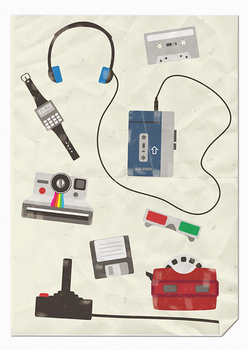 Gadgets from the 80s!