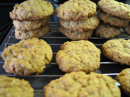 Green Tea Butterscotch Cookies