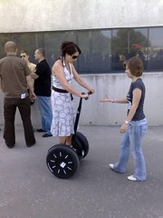 footwear, vehicle, segway,