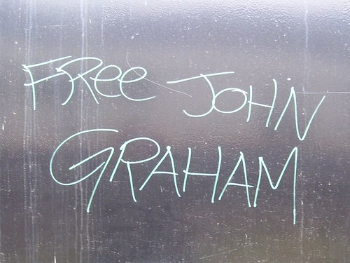 free john graham on shiny black