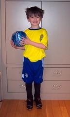 Soccer Kid!