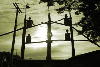 Labor Crucified