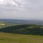 005-20080615NX_Garth Hill - Panorama 4_South-East - Glamorgan - South Wales