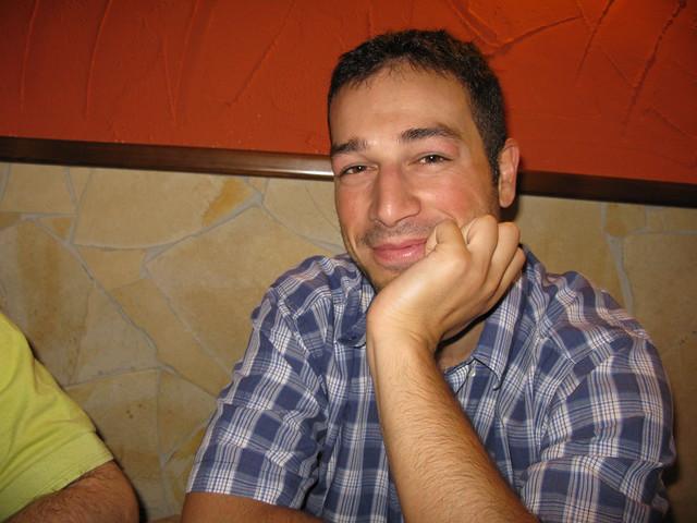 Header of Antonio Mora