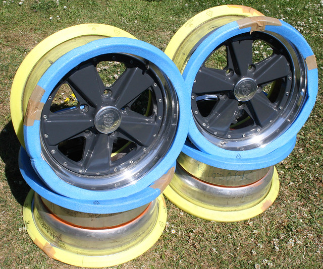 For Sale Porsche Fuch Split Rims Porsche Fuch Split Rims