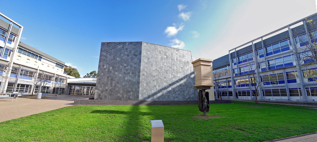 Monumento Charles La Trobe