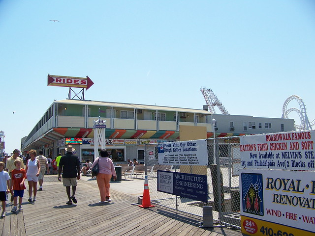 Ocean City Maryland Fischerei Eskorten
