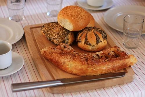 Bakery Breakfast