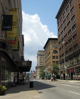 Race Street, Downtown Cincinnati, Ohio