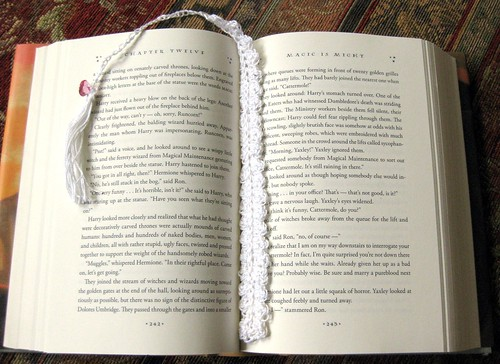 Elegant Bookmark