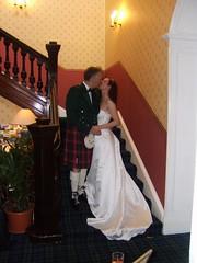 Malcolm and Rhona's Wedding