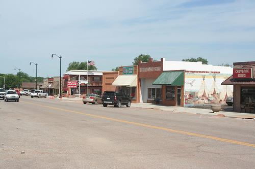 Cheyenne Oklahoma  Flickr  Photo Sharing