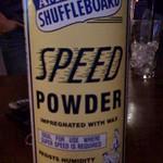 Speed powder
