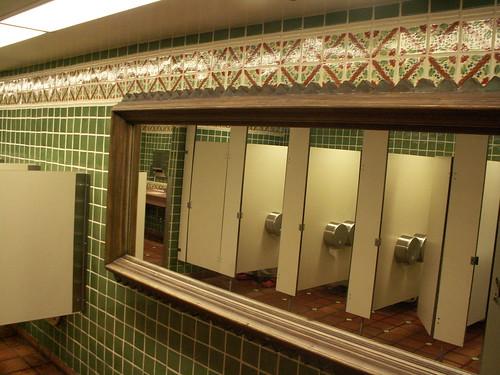 Pecos Bills - restroom