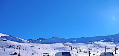 Blue Snow - Mejores estaciones para esquiar en España