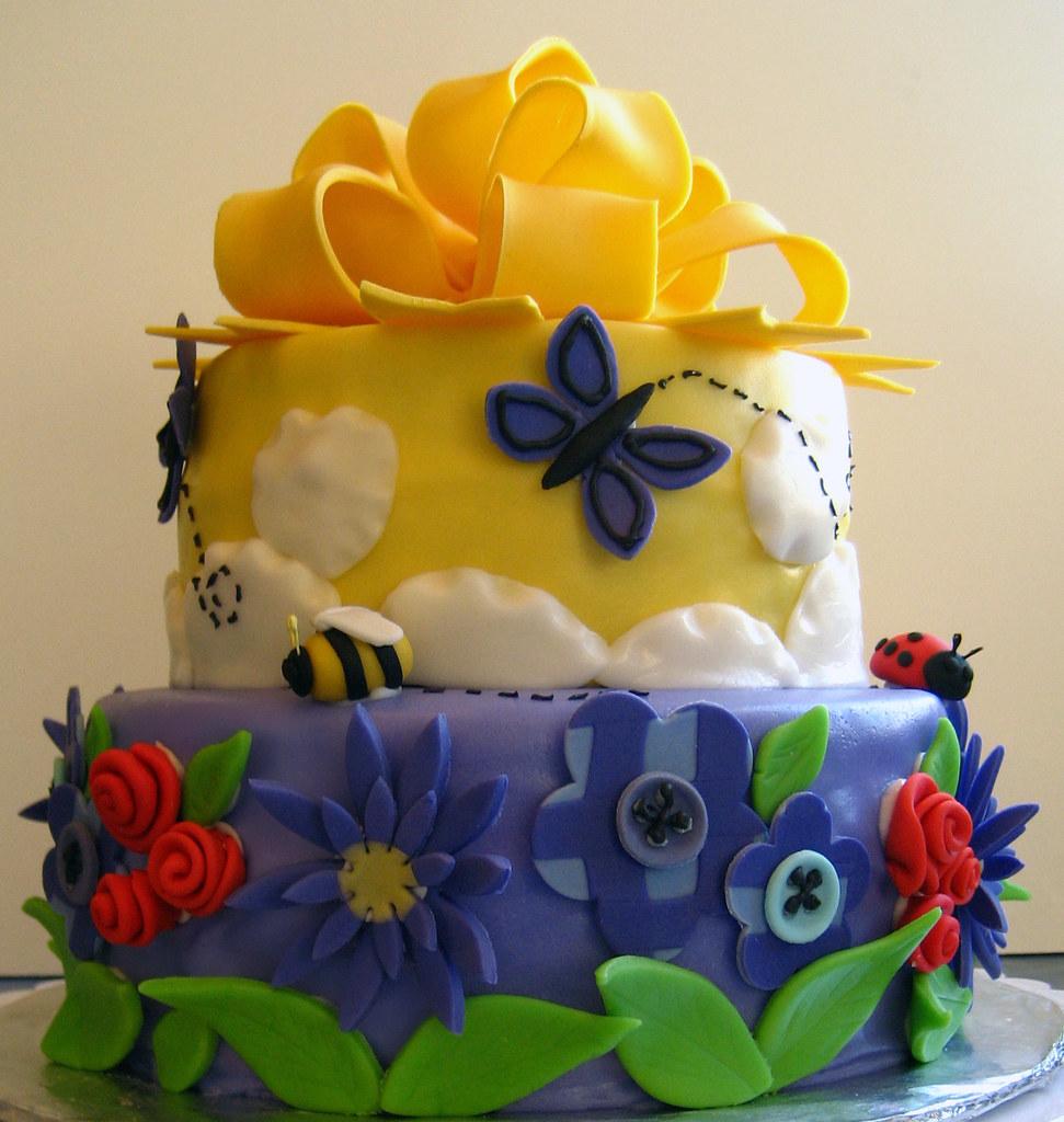 Детский торт своими руками в домашних условиях фото