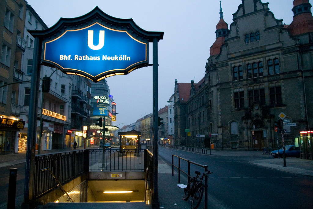 where to stay in Neukölln