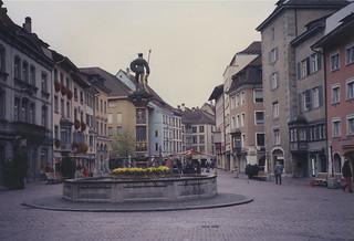 Schaffhausen Fountain