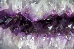 amethyst, purple, mineral, lilac, lavender, macro photography, gemstone, close-up, crystal,