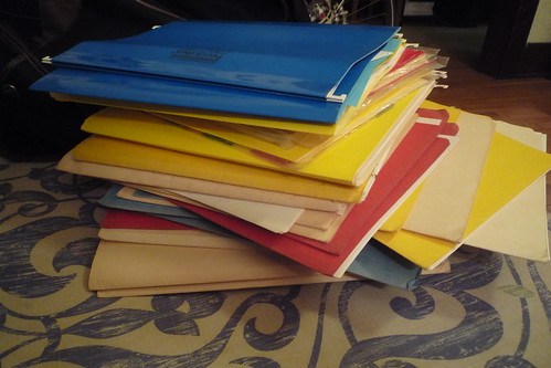 Arbornet Folders