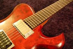 build an electric guitar