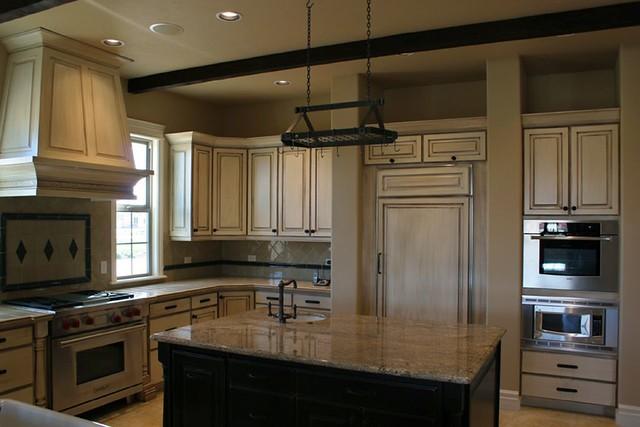 White wash kitchen cabinets flickr photo sharing for White stain for kitchen cabinets
