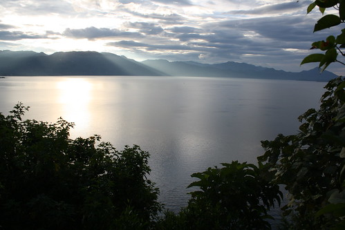 Lakeside Dawn, Atitlan