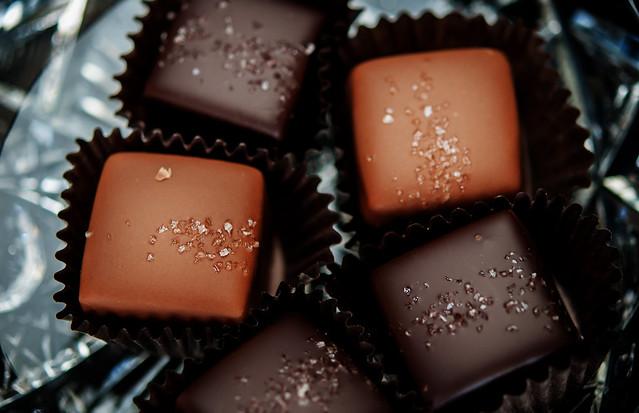 Salted Chocolates