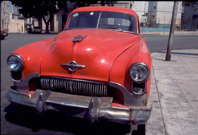 Havana Classic Car 18 290303r