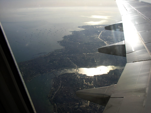 Istanbul from the sky