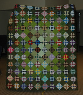 Betsy Nine Patch Quilt