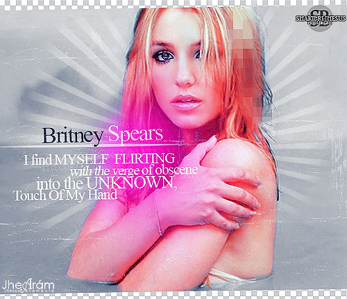 Britney Touch Of My Hands
