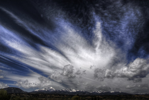 sky mountains nature clouds skyscape landscape colorado explore salida hdr firstquality photomatix 200805 supershot
