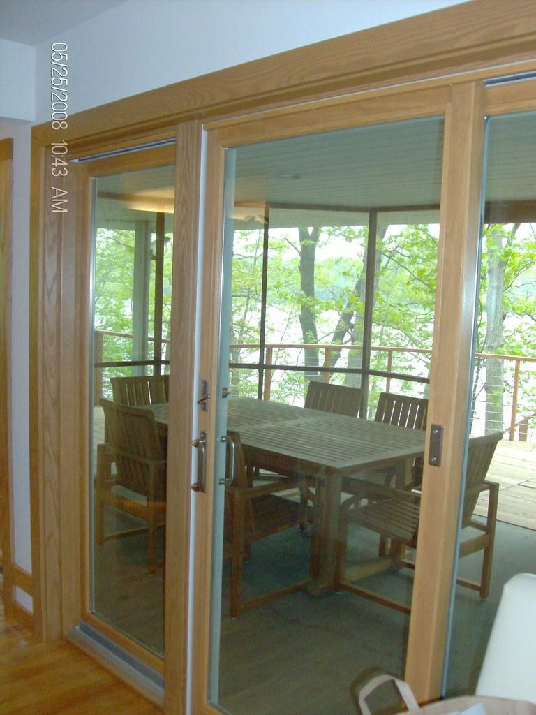 Renewal by Andersen patio door - dining room