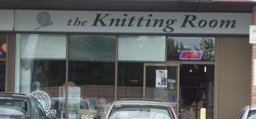 Knitting Room Calgary : Knittable kitten the knitting room