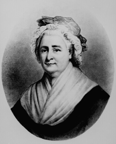 Mrs. George (Martha) Washington