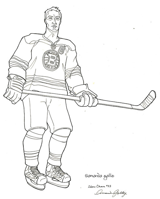 Free Coloring Pages Of Hockey Boston Bruins Boston Bruins Coloring Pages