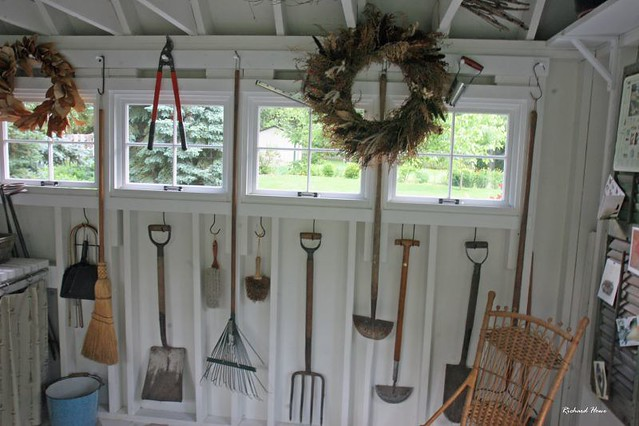 Potting Shed Interiors A Gallery On Flickr