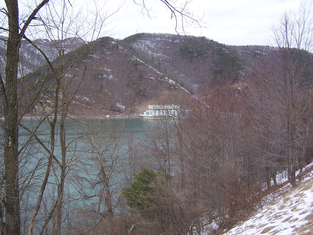 Hydro Plant Image 1 1-26-2008 Photo