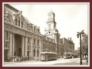 Image of Museo Histórico Nacional. chile santiago carta correo correspondencia sigloxx centrodesantiago siglo20 politicoschilenos