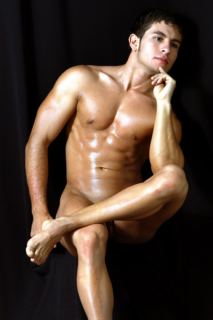 Artistic Nude Male Graphy