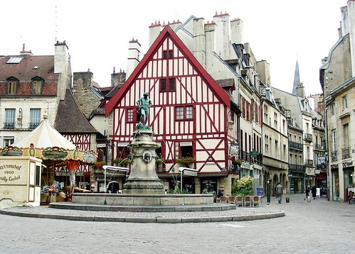 Downtown Dijon